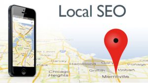 use keywords for local SEO